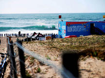 "The Roxy and Quiksilver Pro France, two ""Deep Blue Surfing Events"""